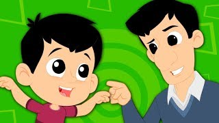 Kids TV Nursery Rhymes | Johny Johny Yes Papa | Baby Songs And Children Videos