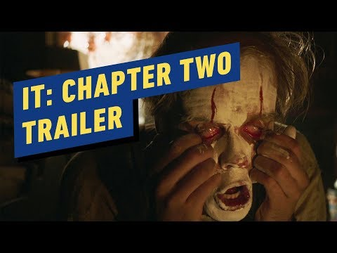 IT Chapter Two - Teaser Trailer 2019 James McAvoy Bill Skarsgård