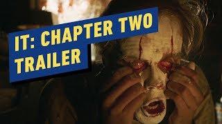 IT Chapter Two - Teaser Trailer (2019) James McAvoy, Bill Skarsgård