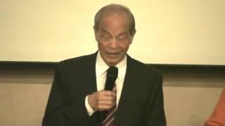 2012-03-10  黃石城董事長--人類面臨的危機