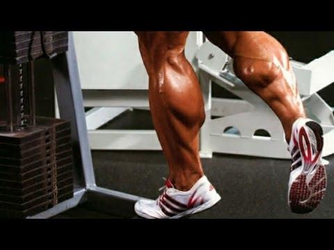 Как накачать икроножные мышцы в домашних условиях мужчине быстро