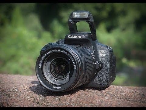 Đánh Giá Canon 700D - Một Trong Những Chiếc Máy Bán Chạy Nhất!