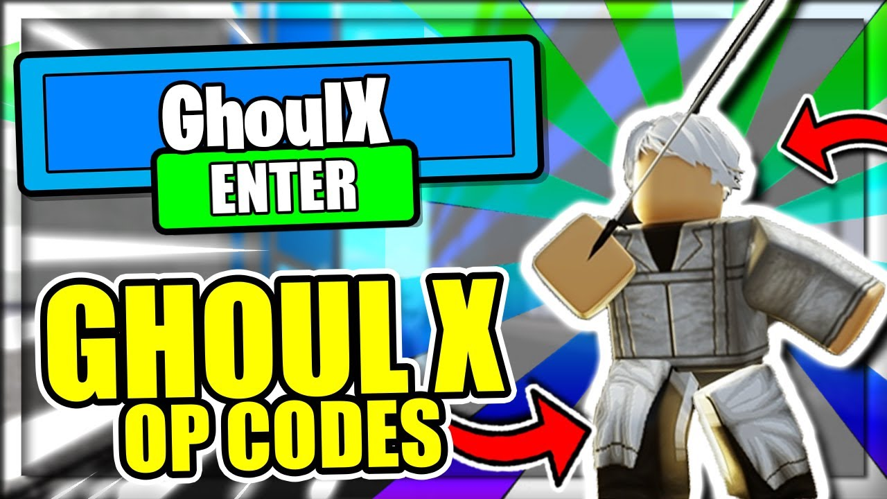 Codes For Tokyo Ghoul Roblox 2019 Ghoul X Codes Roblox November 2020 Mejoress