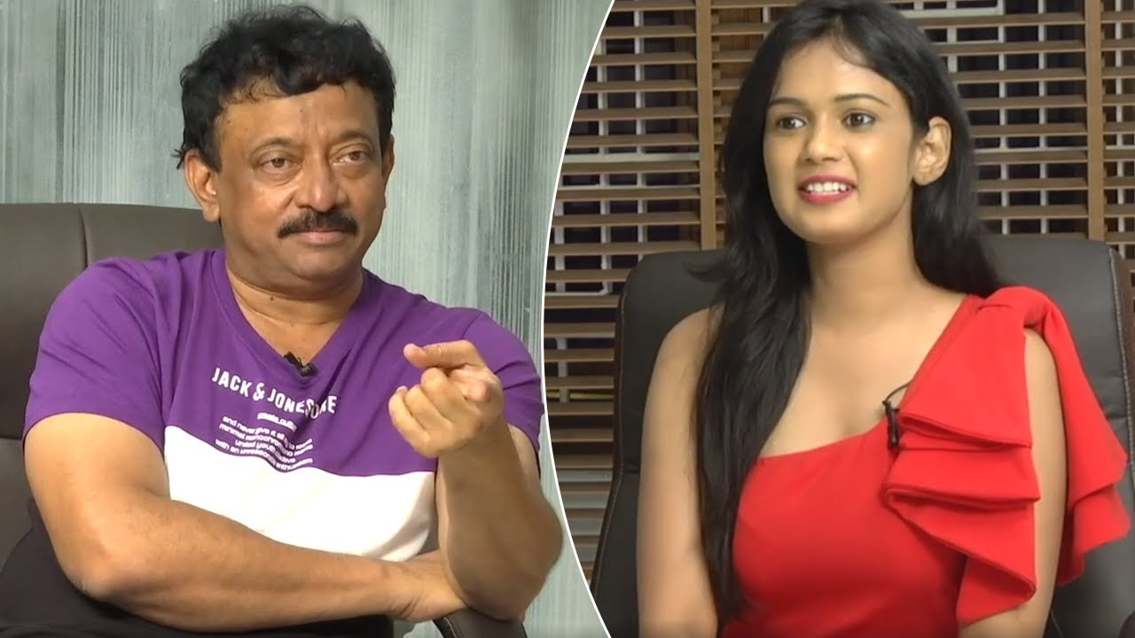 Director Ram Gopal Varma Praises Anchor In Interview | Ram Gopal Varma  About Desires | Manastars - YouTube
