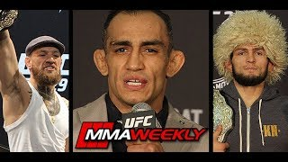 Tony Ferguson: Conor McGregor and Khabib are 'Knuckleheads, Making This Sport Look Bad' (UFC 229)