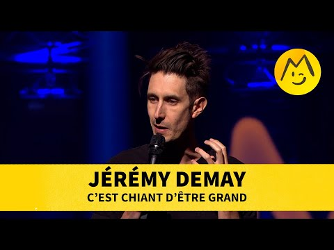 Jérémy Demay - C'est chiant d'être grand