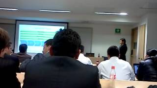 Presentación proyecto 1 arquitectura empresarial