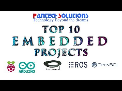 TOP 10 EMBEDDED PROJECTS