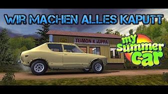 My Summer Car | Lets Play Deutsch