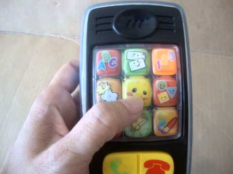 Fisher-Price Laugh and Learn Smart Phone by www.iceandnut.pantown.com