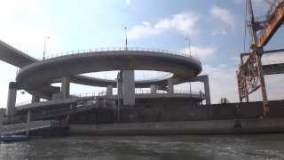 千本松渡船場(南恩加島~南津守)②
