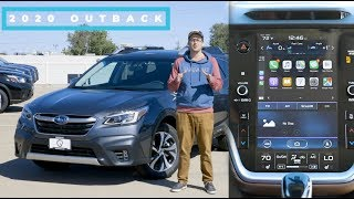 Subaru's NEW 11.6in Infotainment System | Everything you need to know