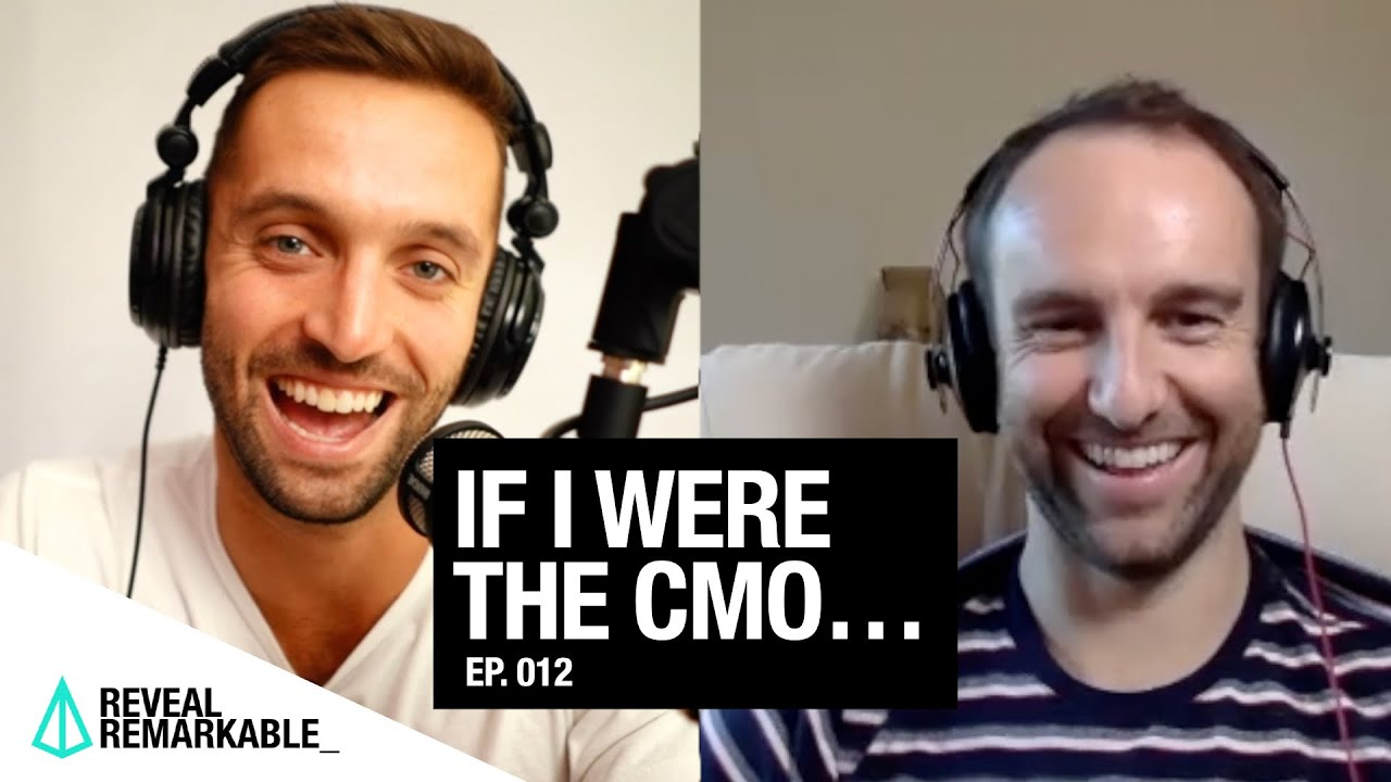 """""""If I Were The CMO…"""" 