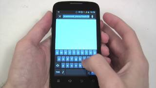 ZTE V889M unboxing and review