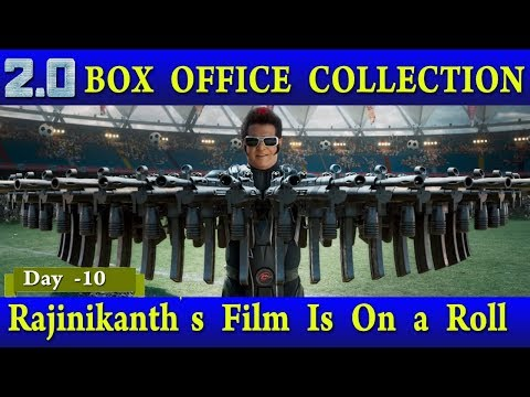 2.0 box office collection Day 10: Rajinikanth's film is on a roll Mp3