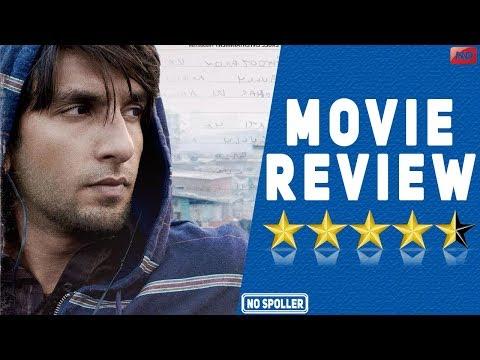 Gully Boy Movie Review  Ranveer Singh  Alia Bhatt  Zoya Akhtar