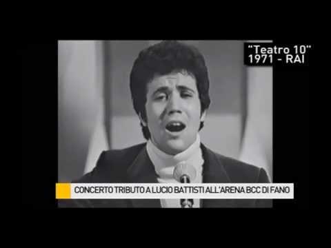 """Lucio Battisti con """"Musica Infinita"""" all'Arena BCC"""
