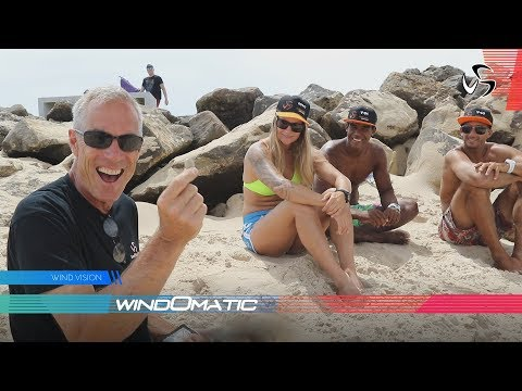 Wind-O-Matic | It's Tarifa, there is a solution for no wind conditions