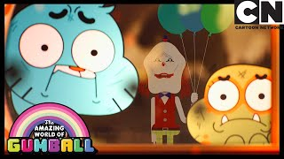 Even Ghouls Are Normal People | Gumball | Cartoon Network