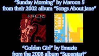 Sunday Morning / Golden Girl (a cover by Emezie)