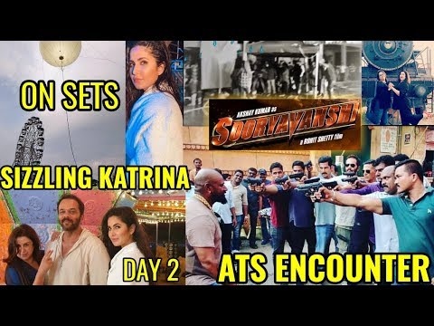 AKSHAY KUMAR'S SOORYAVANSHI | ON SETS RAMOJI FILMCITY HYDERABAD | ENCOUNTER SCENE |TIPTIP BARSA PANI Mp3