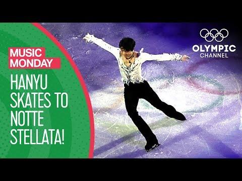 Yuzuru Hanyu's Notte Stellata Figure Skating Gala Tribute   Music Monday