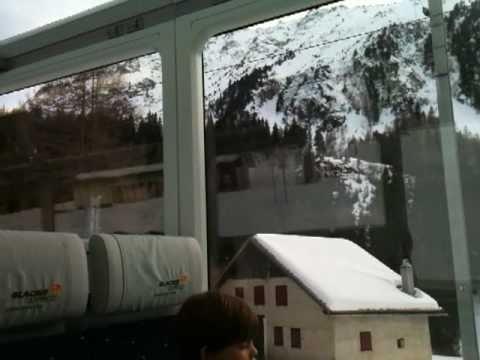 Rhatische Bahn - Preda