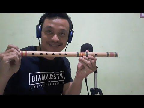 Tutorial Suling bambu Lagu Keramat Rhoma irama