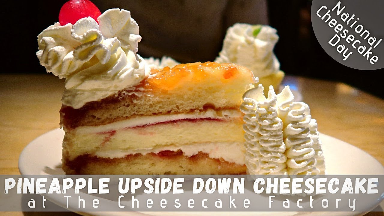 Pineapple Cheesecake Recipe Cheesecake Factory