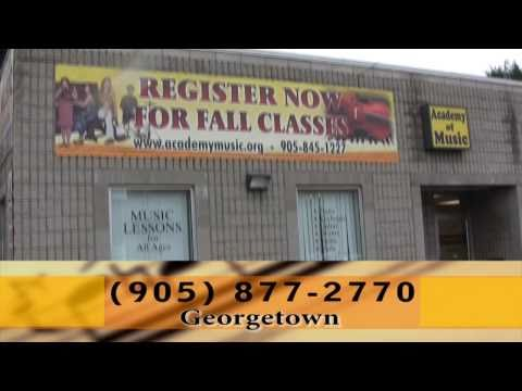 Georgetown Music Lessons - Academy of Music