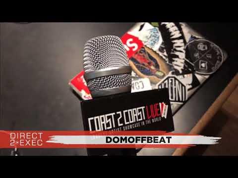 DomOffBeat Performs at Direct 2 Exec Los Angeles 12/5/17 - Atlantic Records