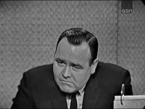 What's My Line? - Jonathan Winters; Arthur Godfrey [panel] (Jan 26, 1964)