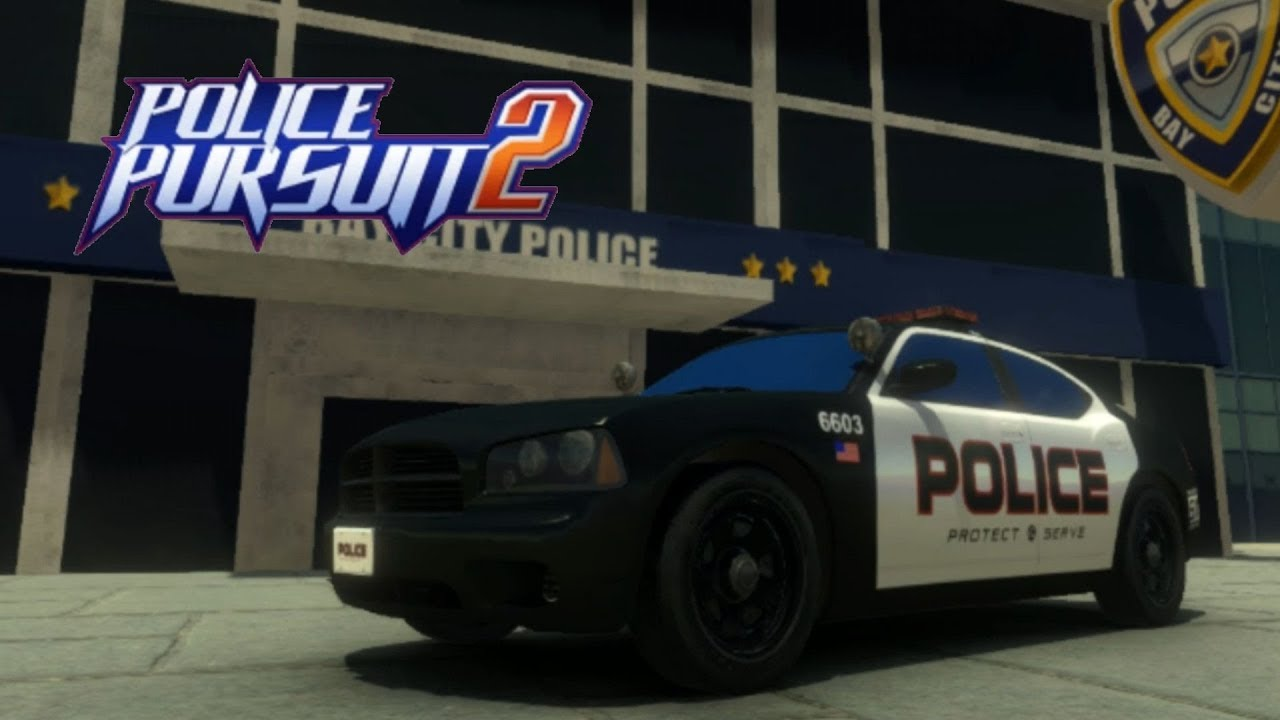 Police Pursuit 2 - 16 Minutes of Gameplay
