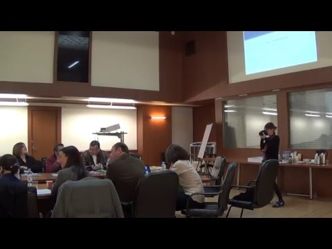 The Working Group Meeting on Agriculture and Regional Development 22.03.2016 (Part I)