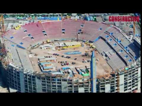 Remodelación del Estadio Nacional de Lima