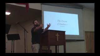 Gospel of John Sermon Series: John 3:19-21 Part 1