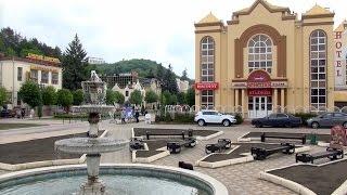 видео Кисловодск. Достопримечательности города и окрестностей. Что посмотреть в Кисловодске