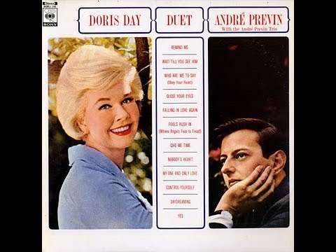 Doris Day & Andre Previn  - Duet   ( Full Album )