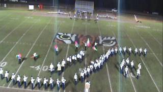 ETBU Tiger Band Fall 2009