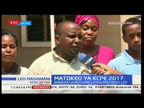 Mwanafunzi bora zaidi wa Light Academy, Mombasa aelezea hisia zake kutokana na mtihani wake wa KCPE