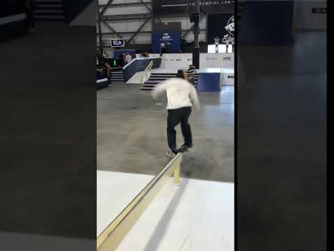 Johnny Purcell at Am Getting Paid and The Boardr Am Season Finals