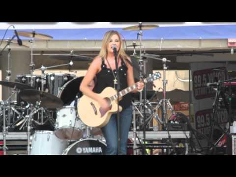 Detroit Country Hoedown 2011 - Justine Blazer