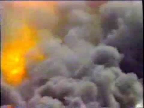 Environmental Devastation of the First Gulf War