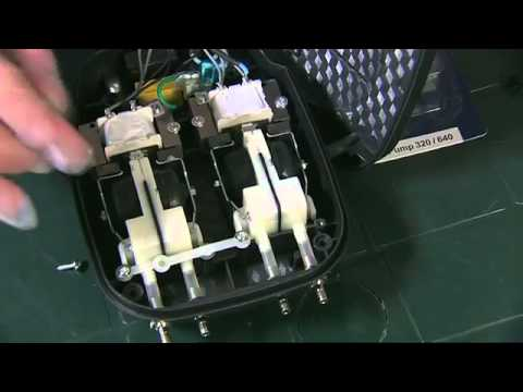 How To Replace The Diaphragm On A Hozelock Air Pump