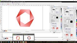 CorelDraw Урок №1: Въведение и създаване на лого