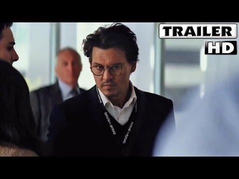 Transcendence Trailer 2014 Español