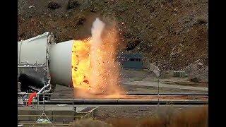 Смотреть видео Взрыв в Северодвинске. Взрыв при испытании ракеты в Архангельской области. онлайн