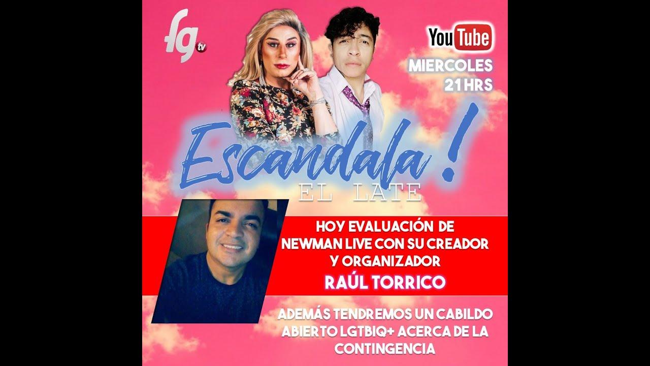 ESCANDALAAA . EL LATE - MIERCOLES 01 DE JULIO
