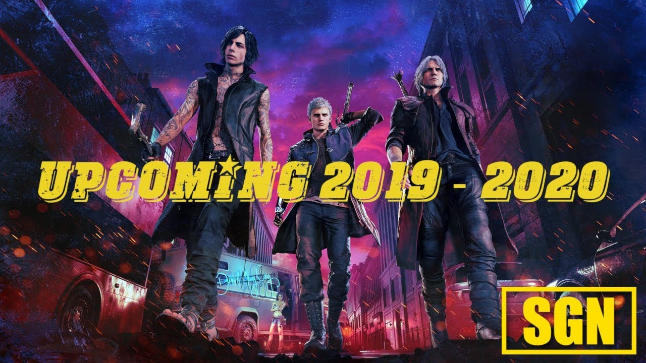 Awesome Top 15 Legendary Games Upcoming On 2019 2020