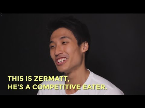 Singapore's Top Competitive Eater